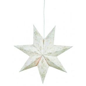 Aratorp Advent Stjärna 45 cm Offwhite