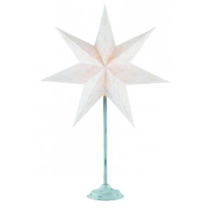 Markslöjd Aratorp Stjärna 45 cm Offwhite PÅ Antikvit Fot
