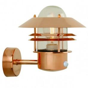 Blokhus Sensor, kupfer, IP54