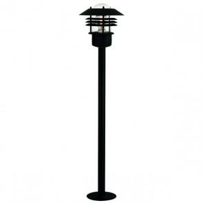 Nordlux Vejers, Höhe 92 cm, schwarz