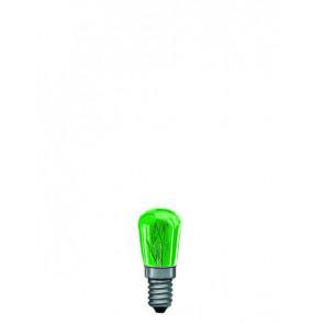 Leuchtmittel E14 15W 29 lm grün