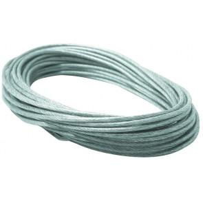 Wire System Sicherheits-Spannseil isoliert 12m 4qmm K
