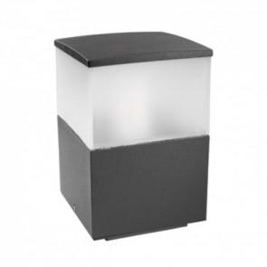 LEDS-C4 Cubik, Höhe 23 cm, anthrazit