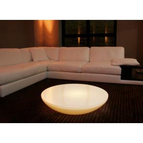 Lounge Variation Indoor Ø 84,5 cm weiß 1-flammig rund