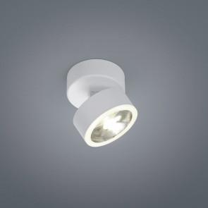 Pax Ø 8 cm weiß 1-flammig rund
