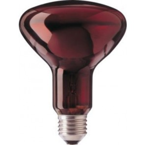 Infrarot-Reflektorlampe E27 (R95), 100W, 300Std, 230V