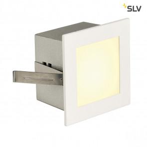Frame Basic LED, eckig, mattweiss, warmweiß