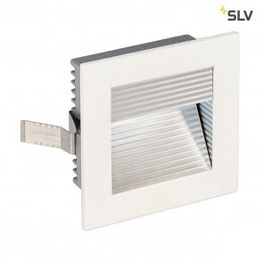 FRAME CURVE LED Einbauleuchte, eckig, mattweiss, neutral- weisse LED