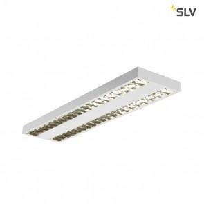 RASTO, Deckenleuchte, LED, 3000K, weiß, 120,4 x 30,4 x 5,8 cm