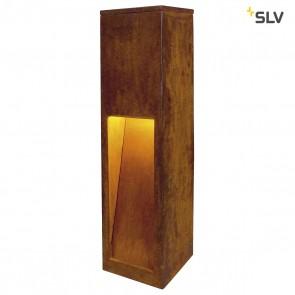 Rusty Slot, Höhe 50 cm, IP44, Eisen gerostet