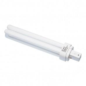 Kompaktleuchtstofflampe TC-D G24d-3, 26W, warmweiß
