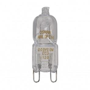 Halopin Eco QT G9, 33W, warmweiß