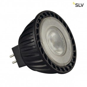 LED MR16, GU5.3, 3,8W, SMD LED, warmlicht, 2700 K