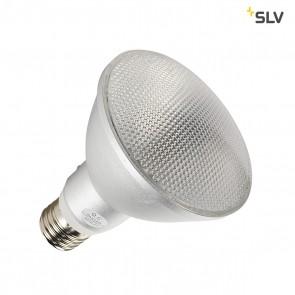 COB LED Retrofit , PAR30, Leuchtmittel, E27, 3000K, anodized aluminium