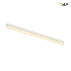 BATTEN LED 57,5 cm , weiss, 8,1W, 3000K, inkl Befestigung sklammern