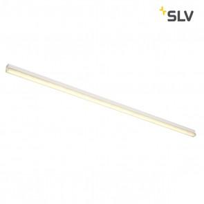 BATTEN LED 117,5 cm, weiss, 16,5W, 3000K, inkl Befestigun gsklammern